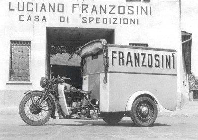 Storia della SA Luciano Franzosini