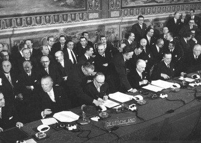 QUALCHE DETTAGLIO SULLA CEE E L'UNIONE EUROPEA