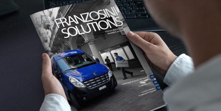 Franzosini Solutions la rivista